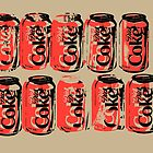 Diet Coke Can III by PrinceRobbie