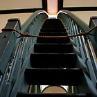 Sharon Temple Stairs by Gary Chapple