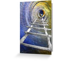 Follow in the Footsteps Greeting Card