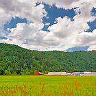 Beautiful Farm by kendlesixx