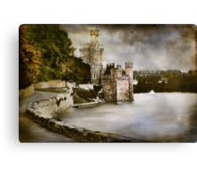 Blackrock Castle Canvas Print