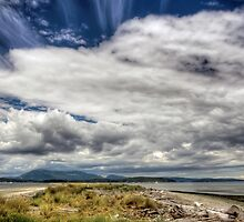 Sidney Spit by fearonwoodphoto