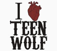 Anatomical Love - Teen Wolf by tripinmidair