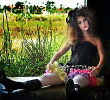 Doll series Two by Brooke Price