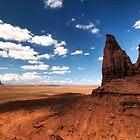 Visions of Monument Valley  by Saija  Lehtonen