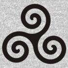 Triskelion  by metalbeak