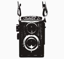 Lubitel Camera by VanPerriStudios