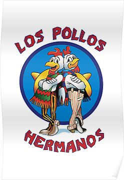 Los Pollos Hermanos by Mark Walker