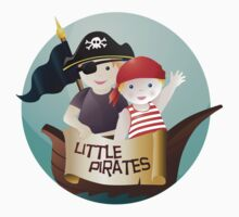Little pirates by elenab