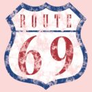ROUTE 69 xxv by GraceMostrens