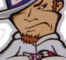 Nicky Hayden logo Sticker
