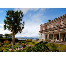 Bantry House & Garden Photographic Print