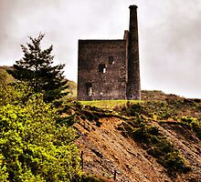 Devon Mine by milesphotos