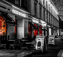 Café Rouge by Martyn Phillips