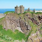 Dunnottar Castle, Stonehaven, Scotland by MelissaSue