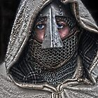 Blue Knight-Bran Dubh Ireland by Pascal Lee