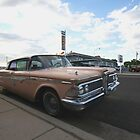 Edsel (Ford) Seligman Arizona Route 66 by albyw