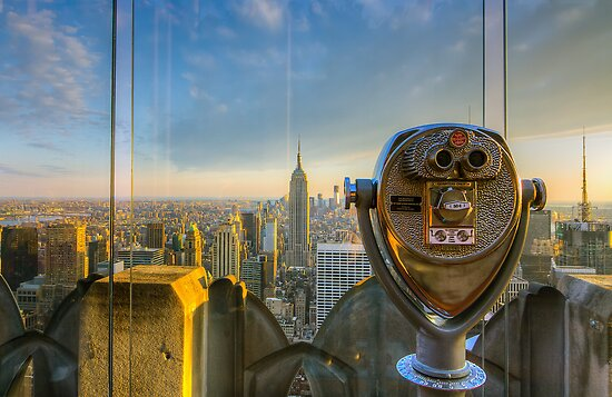 A view from the top of the rock by phototherapy318