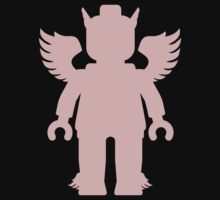 WINGED GREEK GOD by Customize My Minifig by ChilleeW