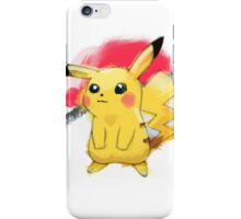 Pi-Pikachu iPhone Case/Skin