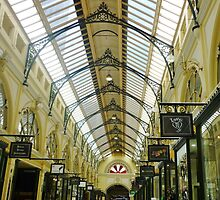 Block Arcade, Melbourne, Australie by SpikeyRose