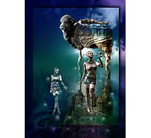 Do Androids Dream of Electric Sheep Photographic Print
