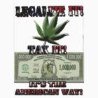 Legalize it! by Janette  Kimbrough