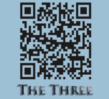 The Three QR Code by BloodlinePilot