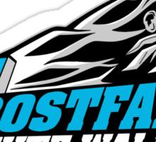 Frostfangs White Walkers Sticker
