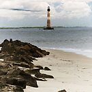 Morris Island Lighthouse|Charleston by torib