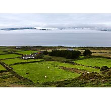 Irish Landscape Photographic Print