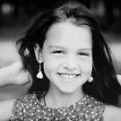 Dita growing up.. by Darta Veismane