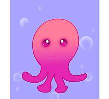 Little Octopuss by LonelyFridays