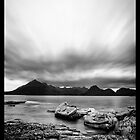 The Cuillins from Elgol by Rory Garforth