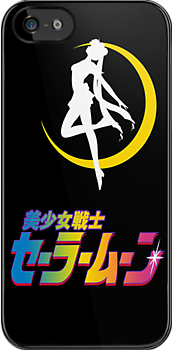 Bishoujo Senshi Sailor Moon! (Black) by retropopsugar