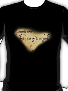 Harry Potter Marauder's Map T-Shirt