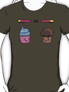 Cupcake VS Muffin T-Shirt