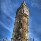 Big Ben in the summer by Phill Sacre