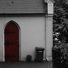 Church Door by JessicaHayley