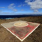 Helipad by Graham Schofield