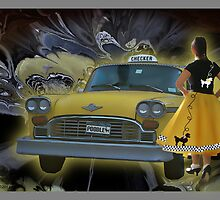 Taxi Girl by David Kessler