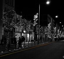 Middlesbrough Christmas Lights by Chris Britton