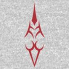 Fate Stay Night Command Spell Symbol - Saber by Tomer Abadi