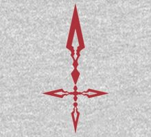 Fate Zero Command Spell Symbol - Saber  by Tomer Abadi