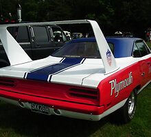 Plymouth 440 GTX Superbird by Andy Jordan