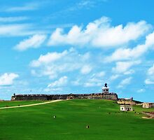 El Morro by Kristen Glaser
