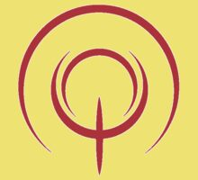 Fate Zero Command Spell Symbol - Archer by Tomer Abadi
