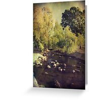 Stepping Stones to my Heart Greeting Card