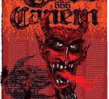 cave canem by pimentrouge