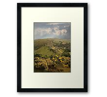 Corfe Castle Framed Print